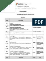 Calendario Abertura Ano 2013-14
