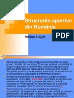Curs-Structurile Sportive Din Romania