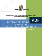 Informe Monitoreo Calidad Aire 2009 03-02-10