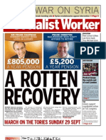 Issue 2370 Socialist Worker (UK)