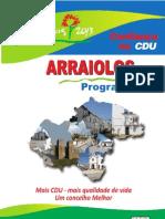 Programa CDU Arraiolos