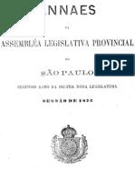 Anais Imperio 1873