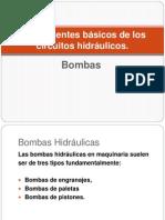 Tipos de Bombas