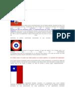 Bandera Chilena y Sus Usos
