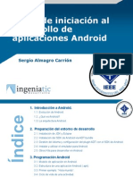 Taller Introductorio a Android