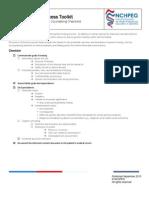 Genetic Testing Process Toolkit