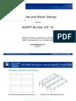 ADAPT-Floor Pro RC Design Example