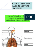 Laboratory Tests for Respiratory System Disease