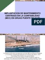 Curso de Implantacion de Mantenimiento de Gruas-Puente