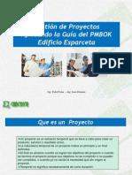 Gestion de Proyectos Esparceta