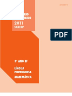 Relatório_Pedagógico_LP_Mat_3º EF_2011