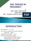 Cardiac Disease in Pregnency