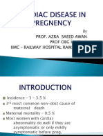 Cardiac Disease in Pregnency