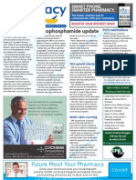 Pharmacy Daily for Wed 11 Sep 2013 - Cycloblastin, POTY, opioids, ASMI research deal, eHealth, new products and more