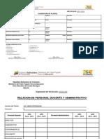 Nuevo Formato de Cuadratura 2013-2014