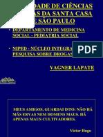 FORMAÇÃO CONTRA AS DROGAS NAS ESCOLAS - IDELB