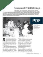 3 Penyebab Penularan Hiv Aids Remaja