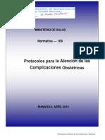 Protocolo Del Minsa Emergencias Obstetricas(Autosaved)