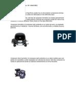 Tipos de Compresores y Fallas