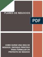 Planes de Negocio Ua