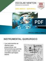 Instrumental Medico Quirurgico