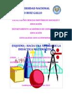 FACULTAD DE CIENCIAS HISTÓRICOS SOCIALES Y EDUCACIÓN