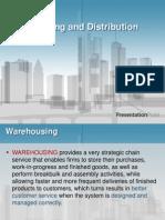 Warehousing and Purchasing