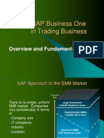 SAP Lectures