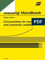 consumibles esab WeldingHandbook