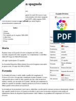 Segunda División spagnola