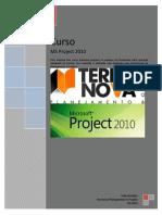 Apostila Gerenciando Projetos Com MS Project-Rev6