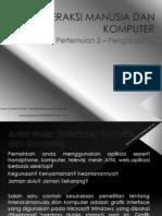 2-Interaksi Manusia Dan Komputer