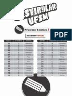 Gabarito PS1 UFSM