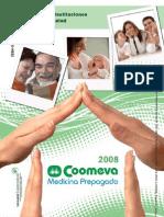 Directorio Medico Coomeva Cali 2008