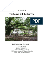 In search of the sacred silk cotton tree