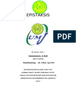 Cover Epistaksis