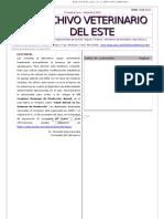 Archivo Veterinario Del Este - 3T_2010