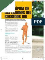 26º Guía Rápida de las Lesiones del Corredor 3