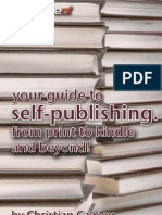 Guide to Self Publishing Books