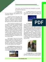 Impacto Ambiental de Las Ftes Energia Alternativas
