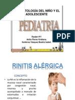 rinitis alergica
