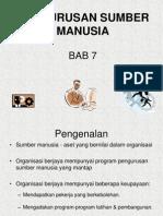 07-pengurusan sumber manusia