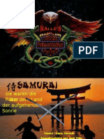 Kalles Power Point Praesentation - Die Samurai