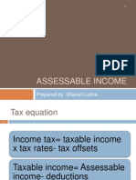 assessable income final.ppt