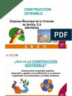 La Construccion Sostenible