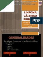 LINFOMA GÁSTRICO - LELV