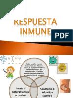 Tema 9. Respuesta Inmune