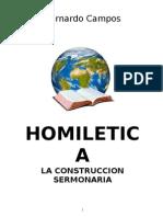 Bernardo Campos Libro Homiletica