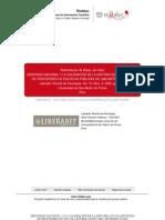 Rottenbacher - Identidad nacional y valoración profesores