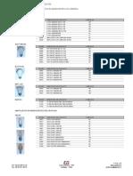 Iluminacion Catalogo Ampolletas